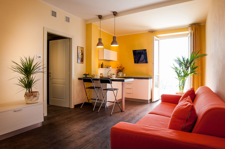 Arc en ciel casa appartamenti vacanze for Verde soggiorno